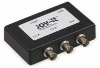 Vorschau: JOY-IT USB-Oszilloskop ScopeMega50, 2-Kanal, 48 MHz