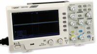 Vorschau: LCD Speicher-Oszilloskop OWON SDS1102, 2-Kanal, 100 MHz, USB