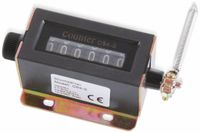 Vorschau: Stückzähler ONPIRA D94-S, 6-stellig, 85x46x33 mm, schwarz