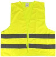 Vorschau: Sicherheitsweste, gelb, EN ISO 20471