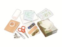 Vorschau: Verbandskasten WUNDMED Traveller-Set 05-026, 36-teilig