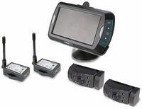"Vorschau: Funk-Rückfahrkamera ProUser APR043x2 2 Kameras, 4,3"" Monitor"