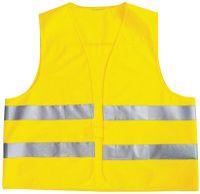 Vorschau: Sicherheitsweste für Kinder, gelb, DIN EN1150-1999