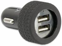 Vorschau: KFZ USB-Lader DUNLOP, 2x USB, 5 V-/3,1 A