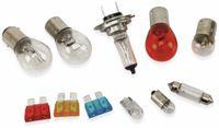 Vorschau: KFZ-Ersatzlampen-Set H7, Dunlop, 11-teilig