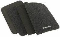 Vorschau: Universal Fußmatten DUNLOP, 4-teilig, schwarz