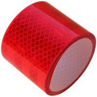 Vorschau: Reflektorband, rot, 2m, selbstklebend