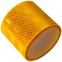 Vorschau: Reflektorband, gelb, 2m, selbstklebend