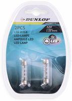Vorschau: LED-Lampe DUNLOP, 12V~, 2 Stück