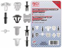Vorschau: KFZ-Befestigungsclip-Set, BGS, 9043, für Mercedes-Benz, 270-tlg