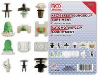 Vorschau: KFZ-Befestigungsclip-Set, BGS, 9044, für Audi, VW, 160-tlg