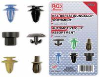 Vorschau: KFZ-Befestigungsclip-Set, BGS, 9049, für Opel, 300-tlg