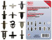 Vorschau: KFZ-Befestigungsclip-Set, BGS, 9053, für Volvo, 340-tlg