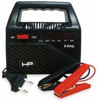 Vorschau: Batterie-Ladegerät HP AUTOZUBEHÖR 20502, 6/12 V-, 6 A