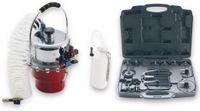Vorschau: Druckluft Bremsenentlüfter- und Adapter-Satz BGS, 9783, 17-teilig