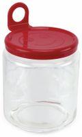 Vorschau: Glas mit Aufhänger, mittel, 85x100 mm
