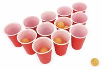 Beer Pong, 24 Becher,...