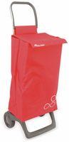 Vorschau: Einkaufstrolly ROLSER, Aluminium, extra leicht, rot