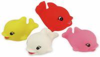 Vorschau: LED Delphine 4er Set farbig, Badewannenspaß