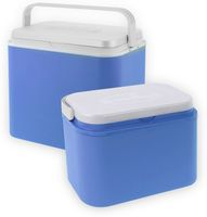 Vorschau: Kühlbox-Set, 10/24 Liter, Blau, 2 Stück