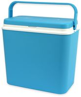 Vorschau: Kühlbox, 24L, 39x25x38 cm, blau
