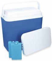 Vorschau: Kühlbox, 22L, 12V, blau
