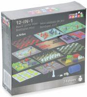 Vorschau: Brettspiel-Set Mini, 12in1