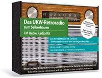 Vorschau: Lernbausatz FRANZIS UKW-Retroradio zum Selberbauen