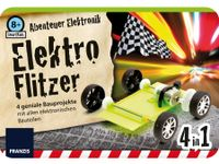 Vorschau: SmartKids Abenteuer Elektronik Elektroflitzer