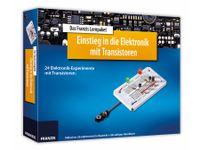 Vorschau: Lernpaket Einstieg in die Elektronik mit Transistoren