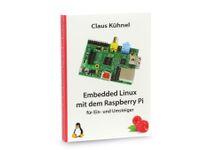 Vorschau: Buch Embedded Linux mit dem Raspberry Pi, für Ein- und Umsteiger