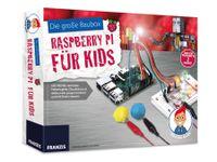 Vorschau: Baubox FRANZIS Raspberry PI für Kids