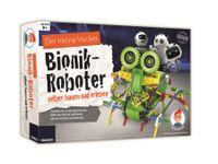 Vorschau: Lernpaket FRANZIS Der kleine Hacker: Bionik Roboter