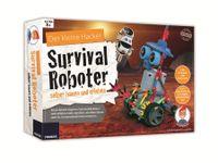 Vorschau: Lernpaket FRANZIS Der kleine Hacker: Survival Roboter