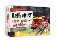 Vorschau: Lernpaket FRANZIS Der kleine Hacker: Helikopter selber bauen