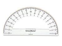 Vorschau: Halbkreis-Winkelmesser