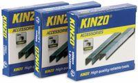Vorschau: Heftklammern-Set, KINZO, 3x500St.