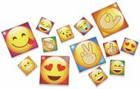 Vorschau: Kühlschrank-Magnete Emoji, 13-teilig