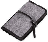Vorschau: Reiseorganizer HAMA 128799, schwarz/grau, 14,5x25x23,5 cm