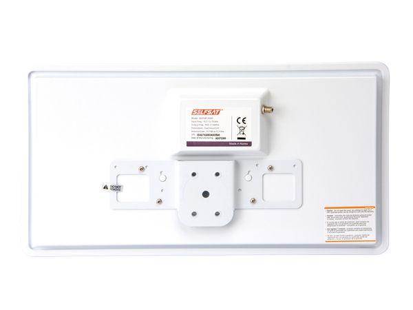 SAT-Flachantenne SELFSAT H30D, Single, B-Ware - Produktbild 2