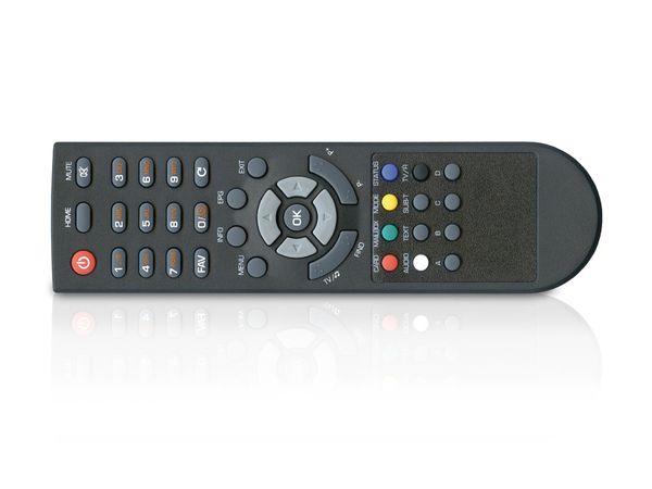 SAT HDTV-Receiver mit Mediaplayer OPTICUM HD S60, B-Ware - Produktbild 3