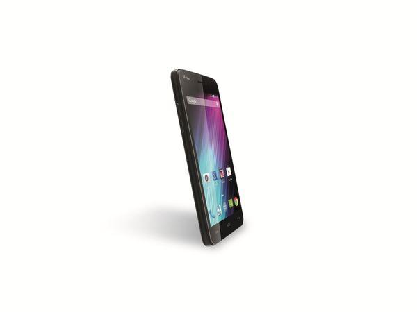 Dual-SIM Smartphone WIKO Lenny, schwarz, B-Ware - Produktbild 1
