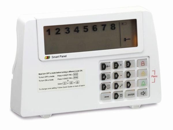 Wireless Alarmsystem WS-900, B-Ware - Produktbild 1