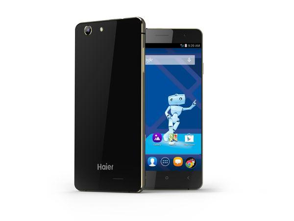 Dual-SIM Smartphone HAIER HaierPhone L53, LTE, Android 5.1, B-Ware - Produktbild 1