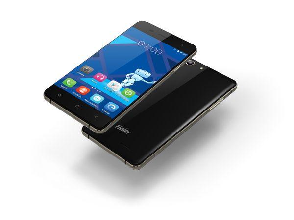 Dual-SIM Smartphone HAIER HaierPhone L53, LTE, Android 5.1, B-Ware - Produktbild 2
