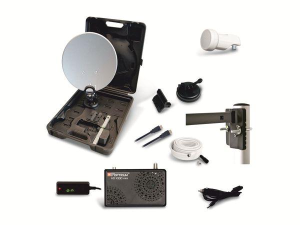 Digitales HDTV Camping-Komplettpaket OPTICUM, B-Ware