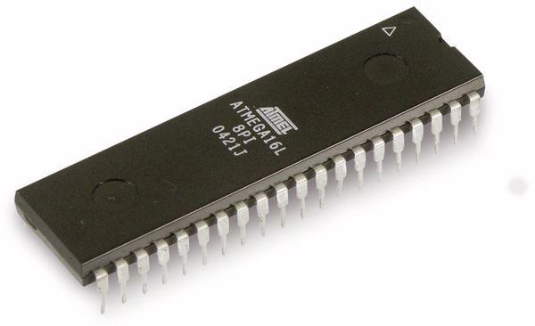 Microcontroller ATMEL ATmega16-16PU