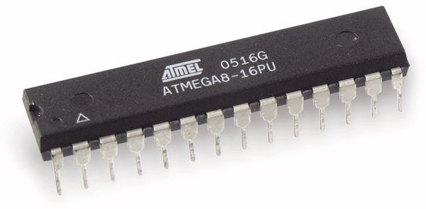Microcontroller ATMEL ATmega8-16PU