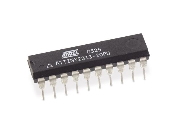 Microcontroller ATMEL ATtiny2313-20PU