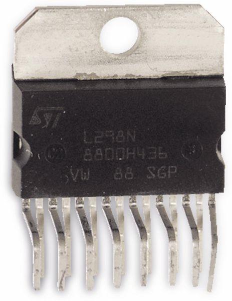 Schrittmotor-Treiber L298